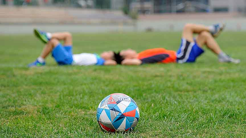 Increase support to Athletes and Associations