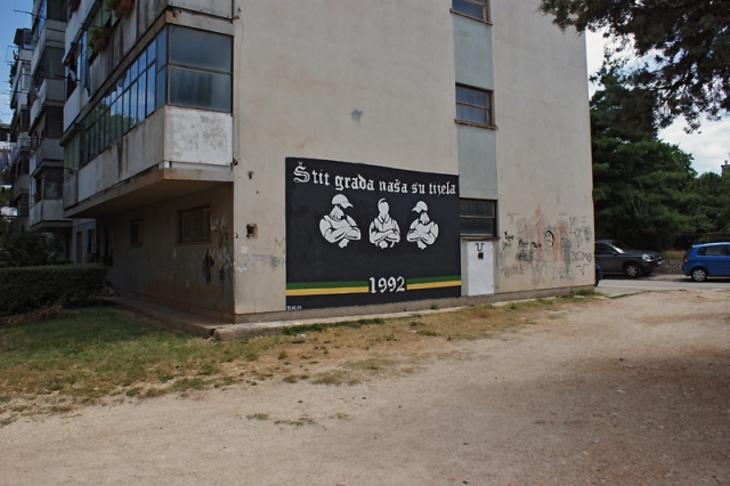 Saniranje fasada s agresivnim muralima pored škola i vrtića