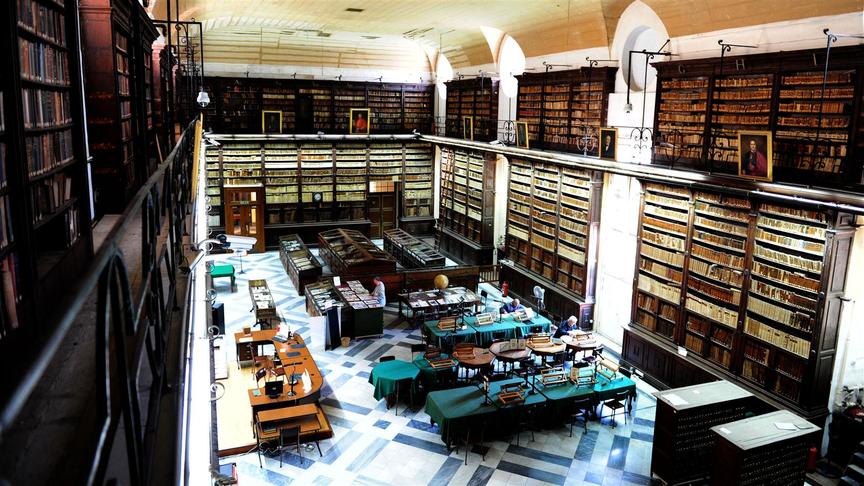 Restoration of Public Libraries