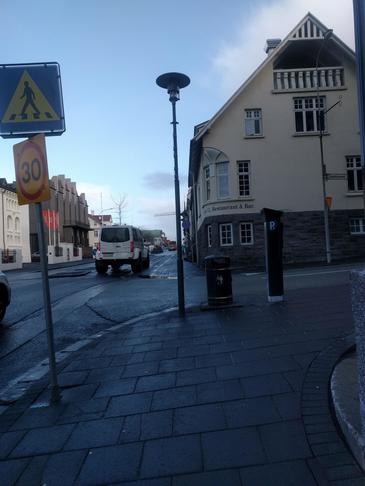 Bæta aðgengi á mótum Ingólfsstrætis og Hverfisgötu