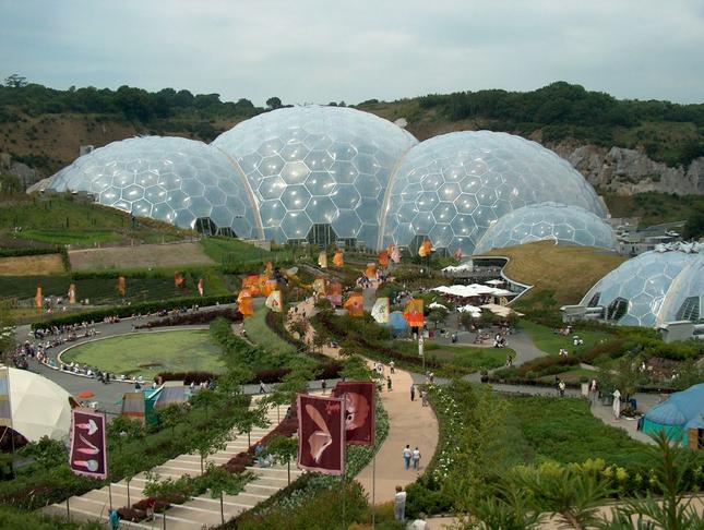 Indoor Botanical Garden