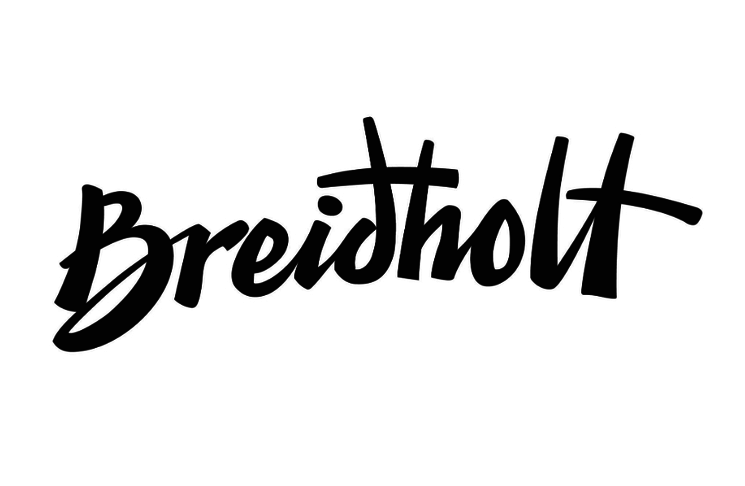 Velkomin í Breiðholt - skilti