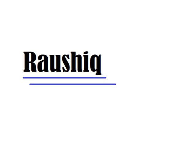 Raushiq