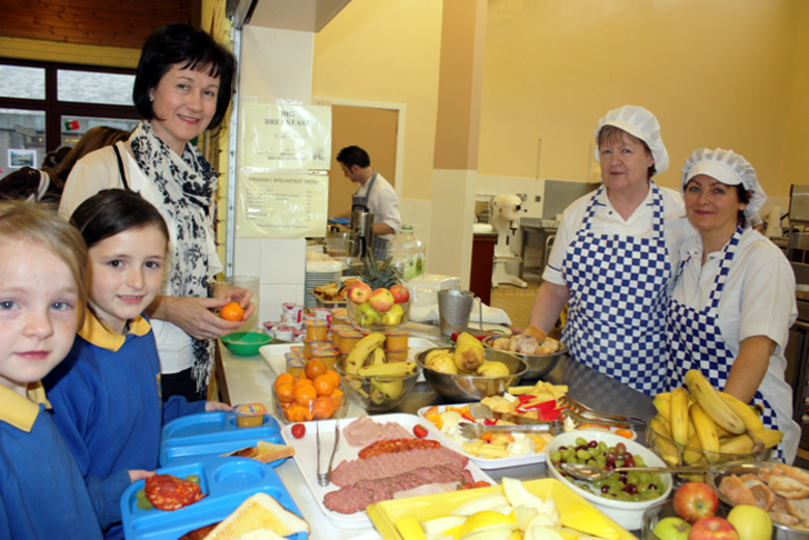 Breakfast Clubs Open for all Learners