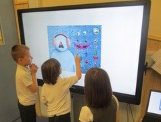 Strachur Primary School New Computer and Coding Club