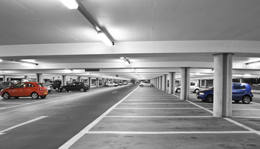 Construction of public car parks within major cities