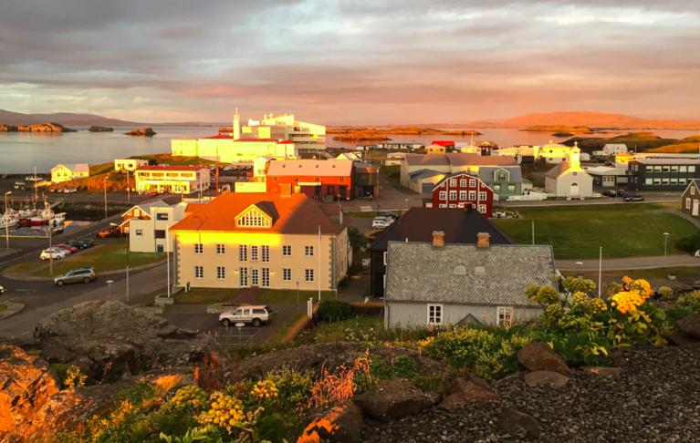 Bjóða lóðir í byggðum hverfum með afslætti