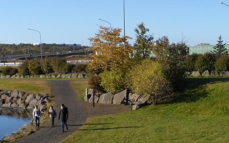Betri hljóðeinangrun við Hafnarfjarðarveg