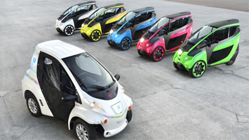 Electric mobility vehicles