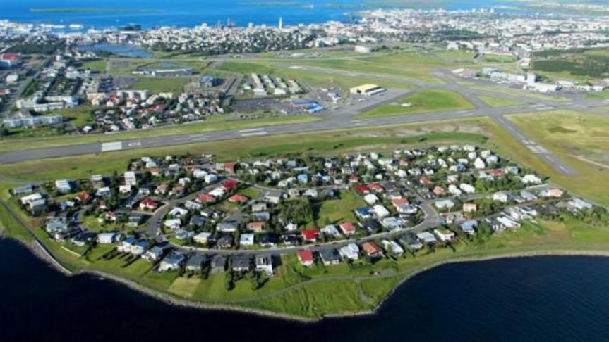 Skerjafjörður - Ekki breyta póstnúmeri hverfisins í 102