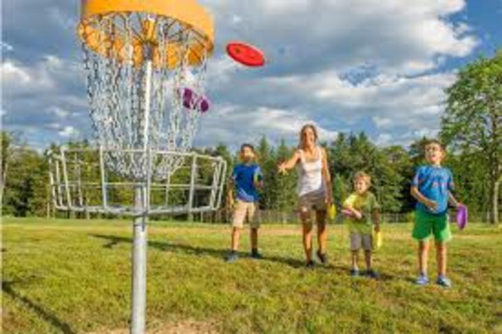 FRISBI golf á Álftanesi