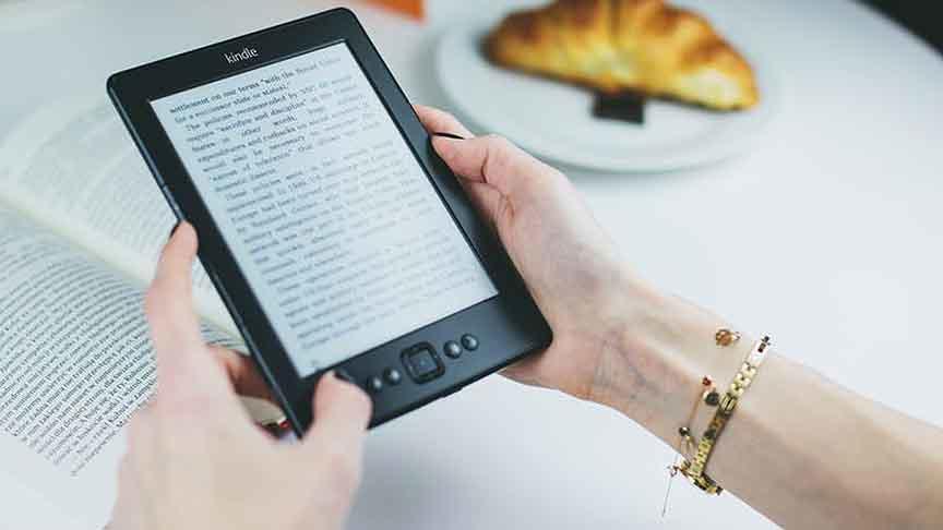 Reduce VAT on e-books