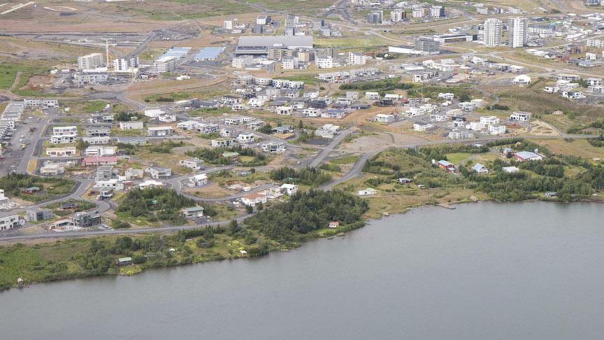 Betra aðgengi að Salaskóla og Salalaug