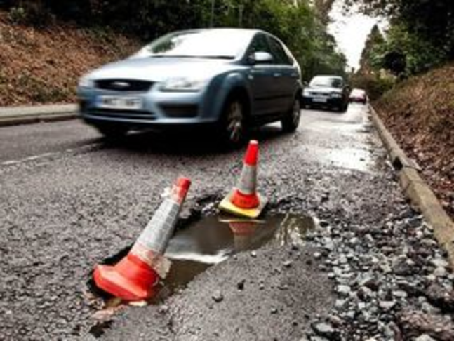 remove road maintenance from the council
