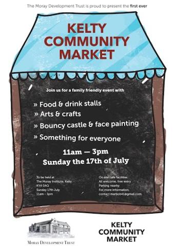 Kelty Community Market