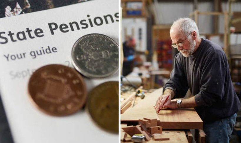Pensioner Experience / Skill Sharing Incentive