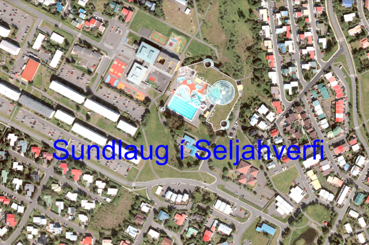 Sundlaug í Seljahverfið