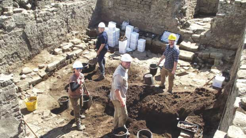 Professional Warrants for Archaeologists