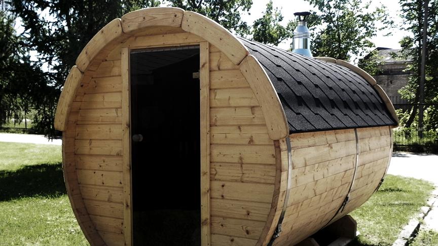 Sauna í Laugardalslaug