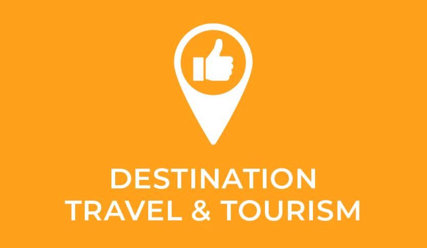 Destination, Travel & Tourism