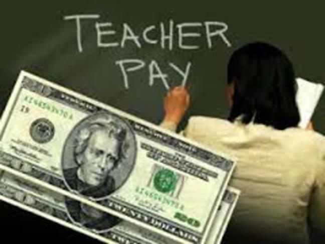 Give teachers a voice and a raise