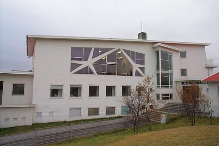 Menningarmiðstöð í Breiðagerðisskóla