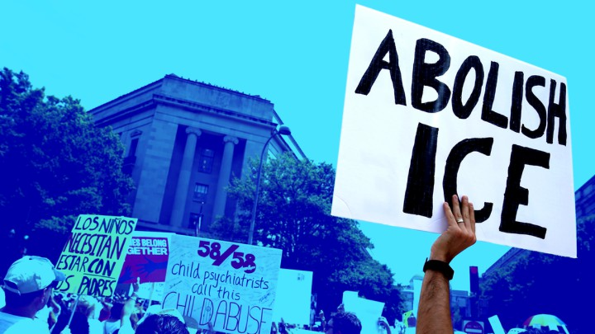 Abolish ICE: Day One of the Schlakman Administration