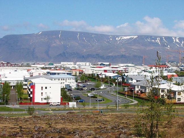 """Afnema """"varúð til hægri"""" við Langarima"""