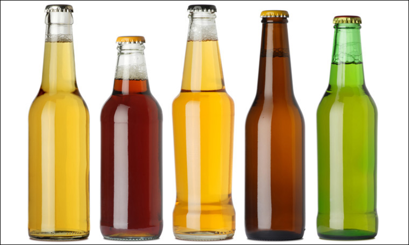 Re- introduce glass soft-drink bottles