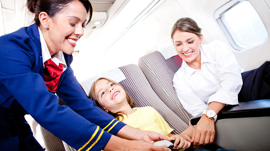 The most important in-flight services?