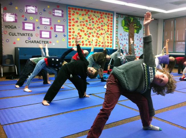 Yoga æfingar á hverjum degi