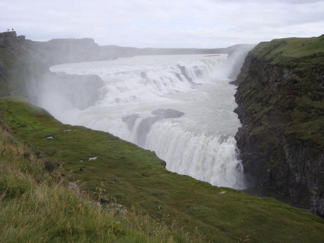 Hvergi og aldrei verði greitt fyrir aðgang að landinu