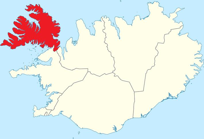Vestfirðir með fjórfalt atkvæðavægi