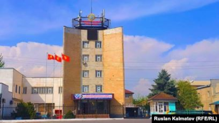 г. Джалал-Абад,  Тайгараевское МТУ