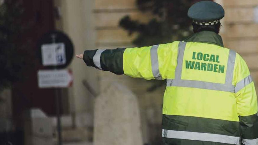 Local enforcement in government control