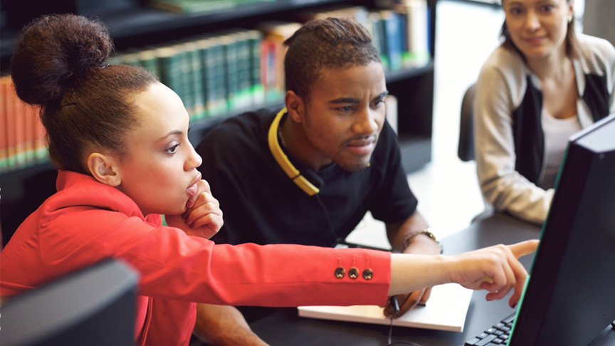 Online education solutions