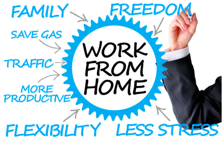 Work from home incentive scheme