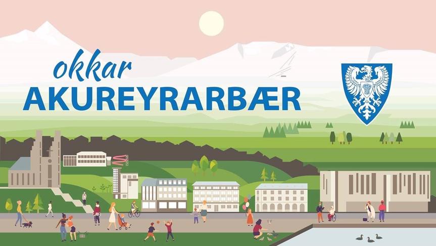 Okkar Akureyrarbær