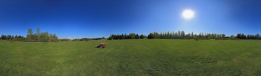 Vatnsbrunnur við Klambratún