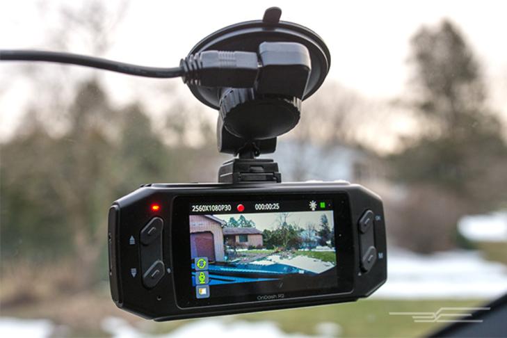Dash Cams + Motorcycle Cams