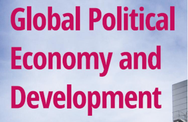 M.A. Global Political Economy and Development (Uni Kassel)