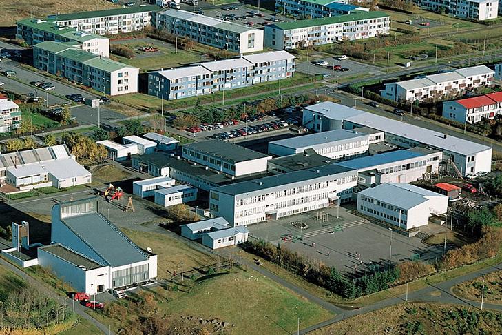 Hraðamælir (myndavél) við Árbæjarskóla