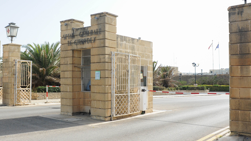 Gozo Hospital back to the people