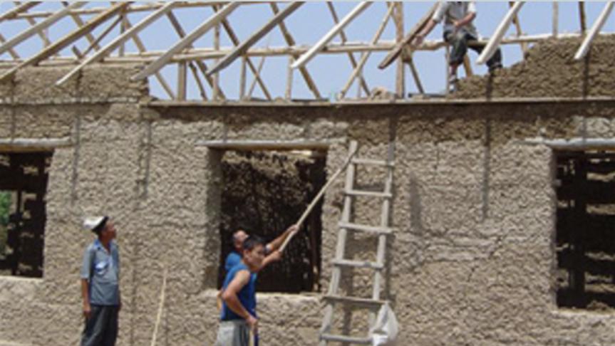 Мониторинг и обследование сообществ в Баткенской