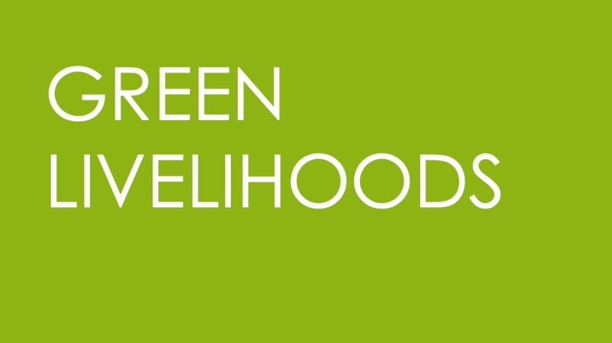 Green Livelihoods