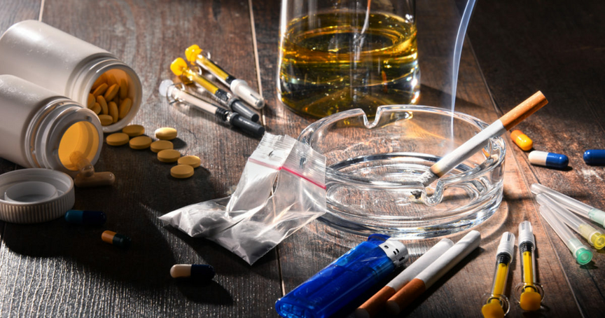 Alcohol en drugs misbruik pakken we aan