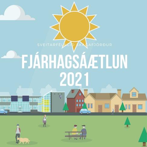 Fjárhagsáætlun 2021 - Sauðárkrókur og nágrenni