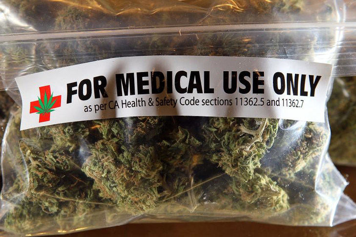 legalisation of Marijuana for medicinal purposes ONLY