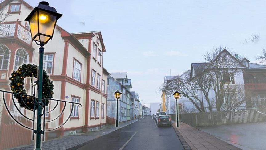 Miðstrætið fái götulýsingu við hæfi