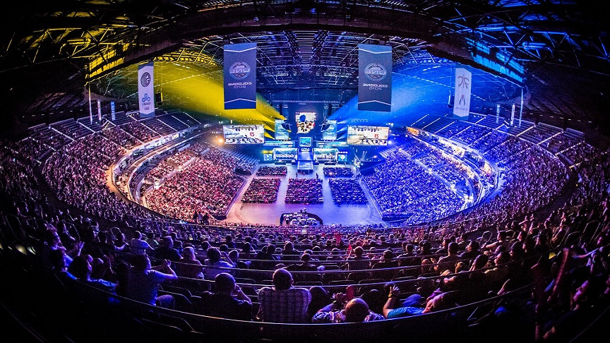 Investing heavily in the esports industry!